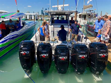 miami boat show releases nmma releases outboard sales statistics trade only today