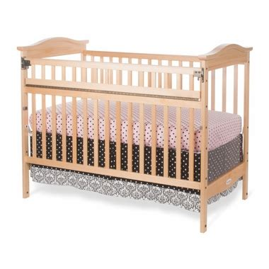 Foundations Baby Cribs Foundations Princeton Clear Choice Size Crib With Safereach Side In Free Shipping
