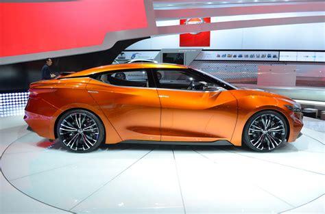 nissan sport sedan nissan sport sedan concept officially unveiled cars co za