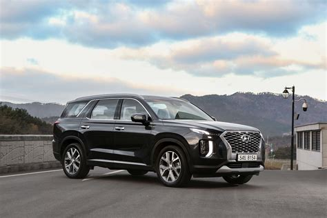 2020 Hyundai Palisade Hybrid by 2020 Hyundai Palisade At 21 Mpg Combined