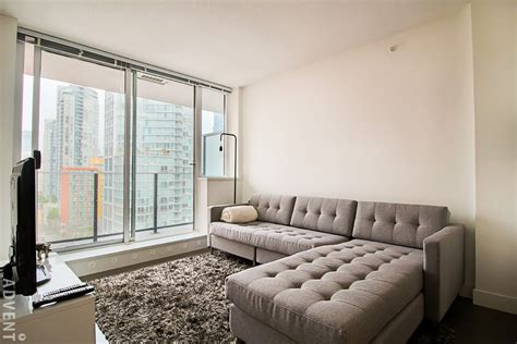 one bedroom apartments vancouver the rolston furnished apartment rental 1105 1325 rolston st vancouver advent