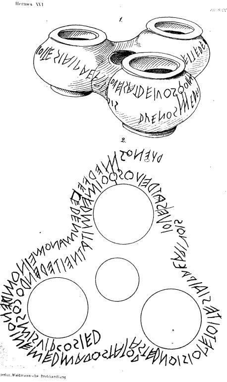 vaso di dueno alphabet history language discussion