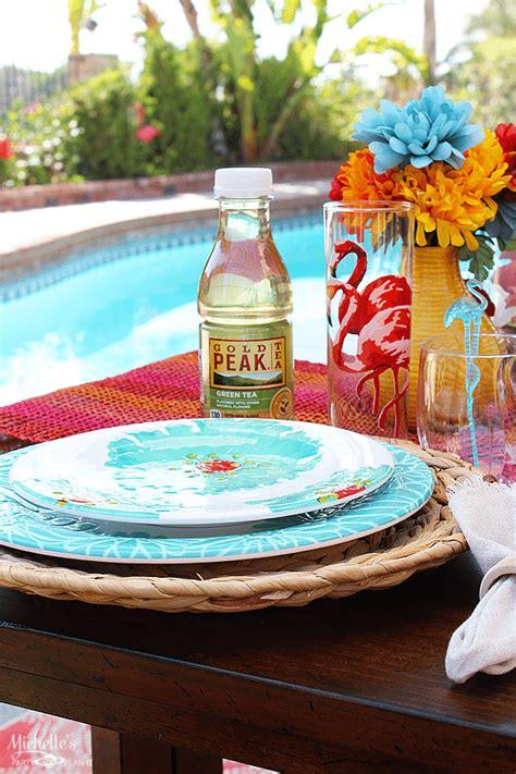summer entertaining menu ideas summer entertaining ideas with gold peak tea and barilla