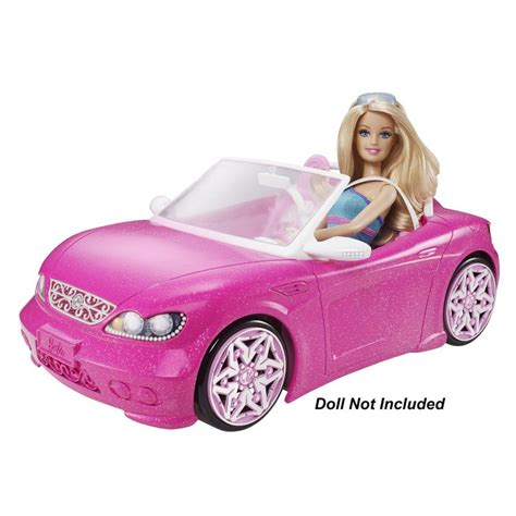 Barbie Auto Cabrio by Barbie Glam Convertible Car Buy Online In South Africa