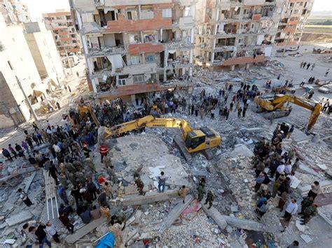 earthquake november 2017 over 400 killed thousands injured in earthquake near iran