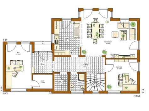 Grundriss Haus 5 Schlafzimmer by Musterhaus Orlando Rensch Haus 220 Ber 140 Jahre