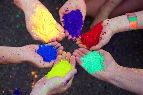 colors ran in wash the color run celebration of colour 171 plenty of colour