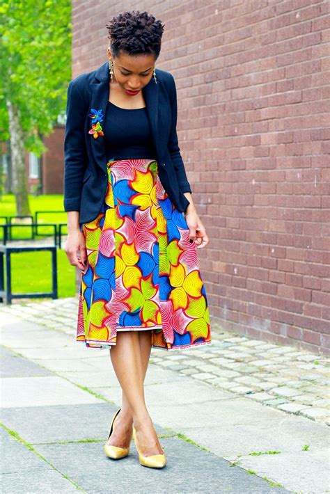 ankara skirts styles high waist high low kitenge skirt hi low skirt hi low