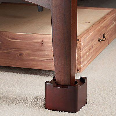 bed leg risers 1000 ideas about bed risers on pinterest diy bed dorm