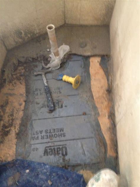 Bathtub Repair Las Vegas by Travertine Mosaic Walk In Shower Floor Replace And Repair