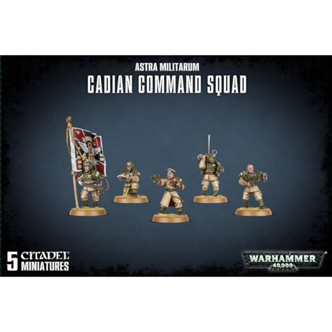 lo computers warhammer astra militarum cadian command squad official microsoft registered