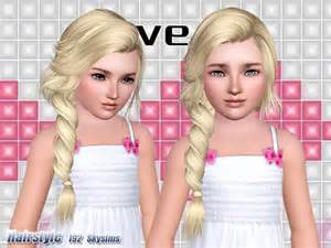 childs hairstyles sims 4 link to download this hairstyle for a child http www