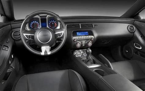 2012 Camaro Ss Interior by 2012 Chevy Camaro Review Pricing