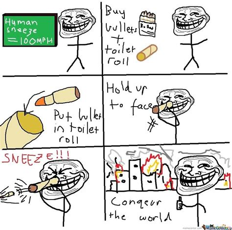 Trollface Meme - troll by herpandderp meme center