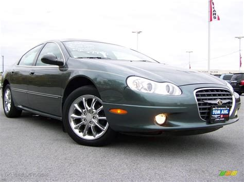 chrysler concorde 2003 2003 onyx green pearl chrysler concorde limited 19354465