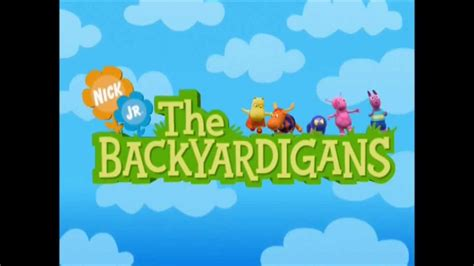 Backyardigans Intro Backyardigans Intro Espanol