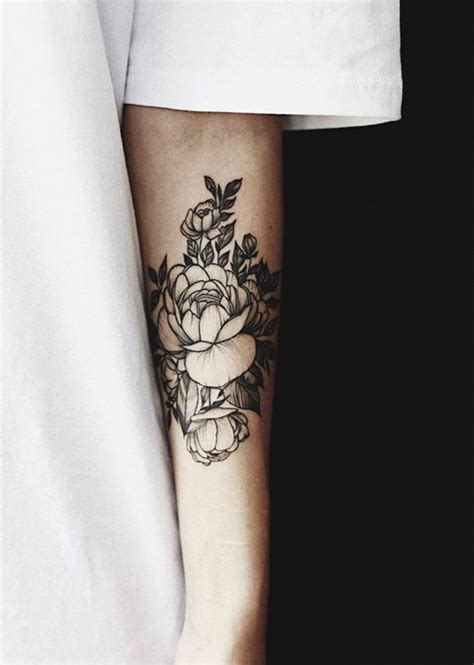 peony wrist tattoo 18 best peony flower designs images on