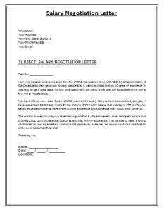 advance salary request letter template formal letter