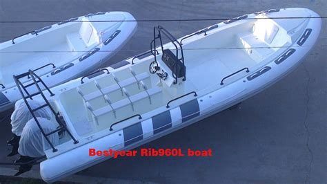 large inflatable boat china large rib960l boat rigid inflatable boat photos