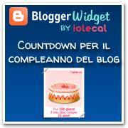 testo the countdown iole countdown per il compleanno