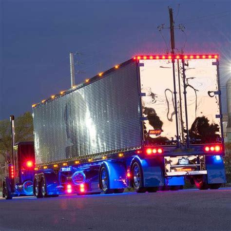 Led Lights For Semi Trucks by 89 Led Lights For Semi Trucks Semi Truck Lights And