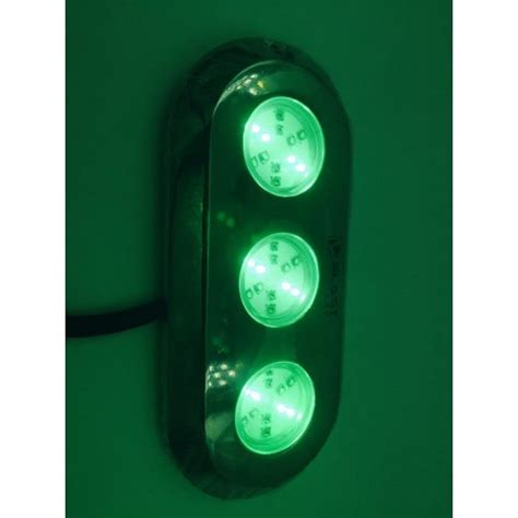 rgb led boat lights underwater boat led light rgb multi color 316l