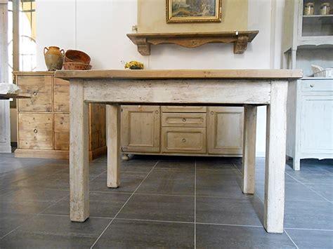 tavoli vecchi da cucina tavolo da cucina artigianale in stile antico porte