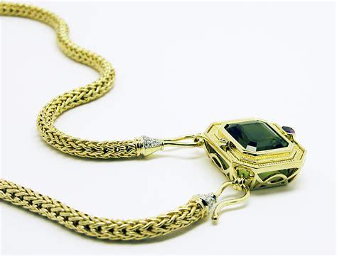 Peridot Pendant Earrings Exclusive Jewelry Designs
