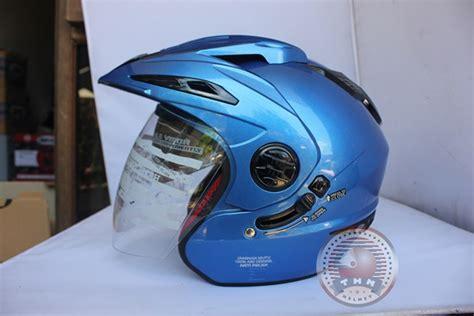 Helm Rn Helm Rn 2 Visor Solid Pabrikhelm Jual Helm Murah