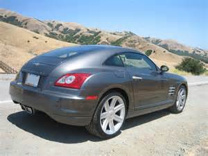 Pictures Of Chrysler Crossfire 2004 Chrysler Crossfire Pictures Cargurus