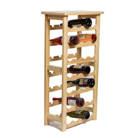 decorative wine racks dez home