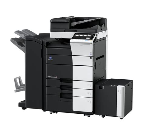 Ind 03 Size Sd 8xl konica minolta bizhub c558 color mid volume mfd mbs business systems