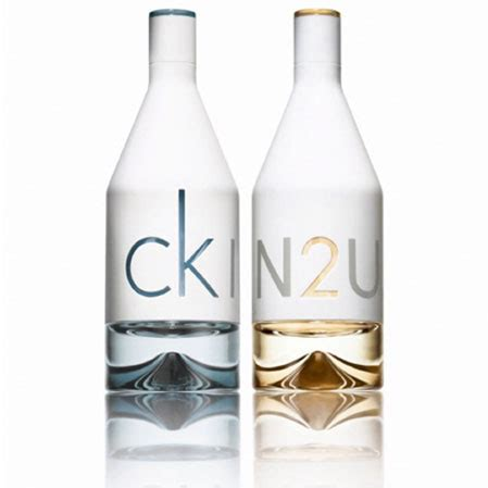 Parfume Ck Calvin Klein In2u ck in2u bottle by stephen burks dezeen