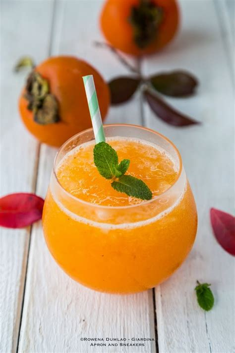 sujeonggwa spice up your holiday with persimmon punch thanksgiving mocktail recipes 6 nonalcoholic holiday