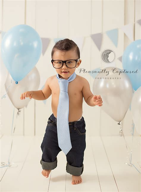 Toddler L by Baby L S Cake Smash Baby Photographer Jacksonville Nc