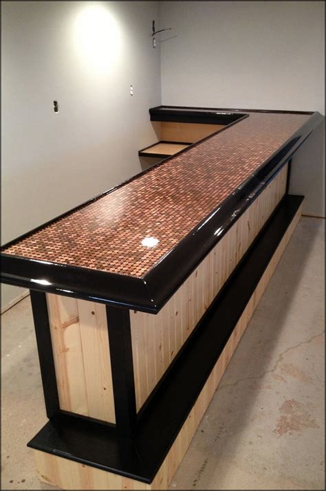 Tile Top Bar Table by Epoxy Resin For Bar Tops Tabletops Countertops