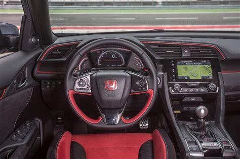 honda civic 2017 type r interior honda civic type r 2017 review pictures auto express
