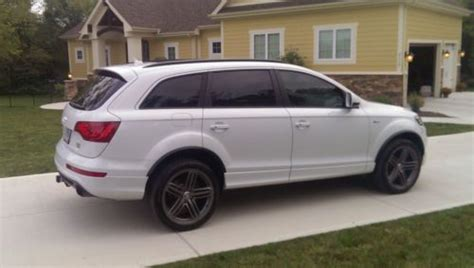 audi q7 supercharged purchase used 2014 audi q7 supercharged prestige s line in