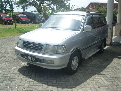 Lu Mobil Panther toyota kijang lgx grandlux 2001 bursa mobil warog