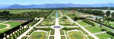 i giardini i giardini la venaria reale