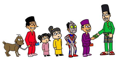 Kartun Upin Ipin Collection lagu raya png sanisah huri archives mangga media