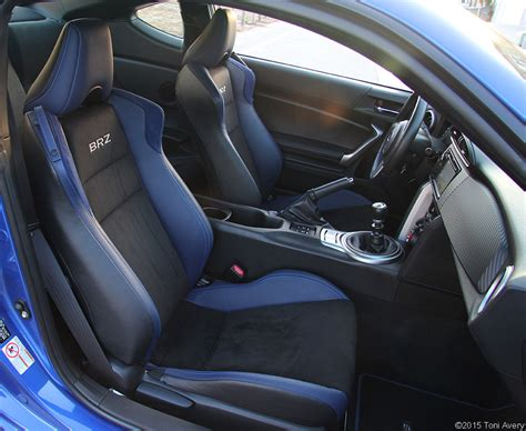 black subaru brz interior girlsdrivefasttoo 2015 subaru brz series blue review