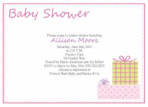 Baby Shower Invitations Free Printable Templates by Free Printable Baby Shower Invitation Templates