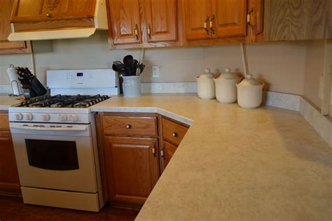 Just Countertops - wilsonart perla piazza countertops just installed even