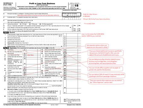 Schedule C Expenses Spreadsheet by Schedule C Worksheet Casademateo