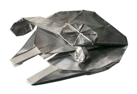 Origami Spaceships - wars spaceship origami martin hunt 3 123 inspiration