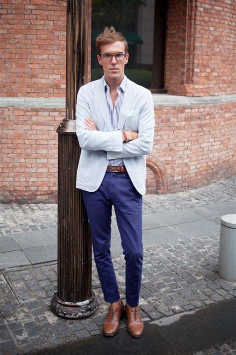 blazer preppy style sk81 light blue blazer mens style preppy my style