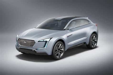 subaru viziv subaru viziv concept unveiled at geneva motor show