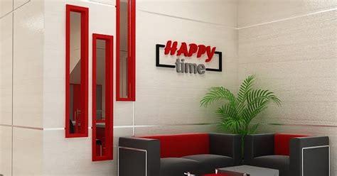 Ruang Dapur Furniture Proyek Nego Harga Bahan Kayu Jati desain interior ruang lobby resepsionis kantor metro