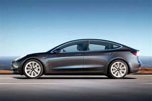 Electric Car Canada Price How The Tesla Model 3 Compares To The Model S And Chevy